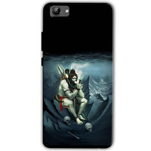 Vivo Y71 Mobile Covers Cases Shiva Smoking - Lowest Price - Paybydaddy.com