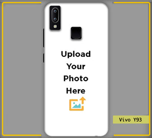 Customized Vivo Y93 Mobile Phone Covers & Back Covers with your Text & Photo