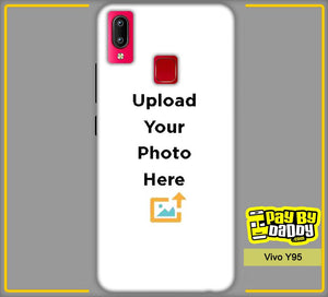 Customized Vivo Y95 Mobile Phone Covers & Back Covers with your Text & Photo