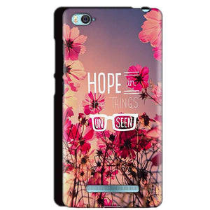 Xiaomi Mi4i Mobile Covers Cases Hope in the Things Unseen- Lowest Price - Paybydaddy.com