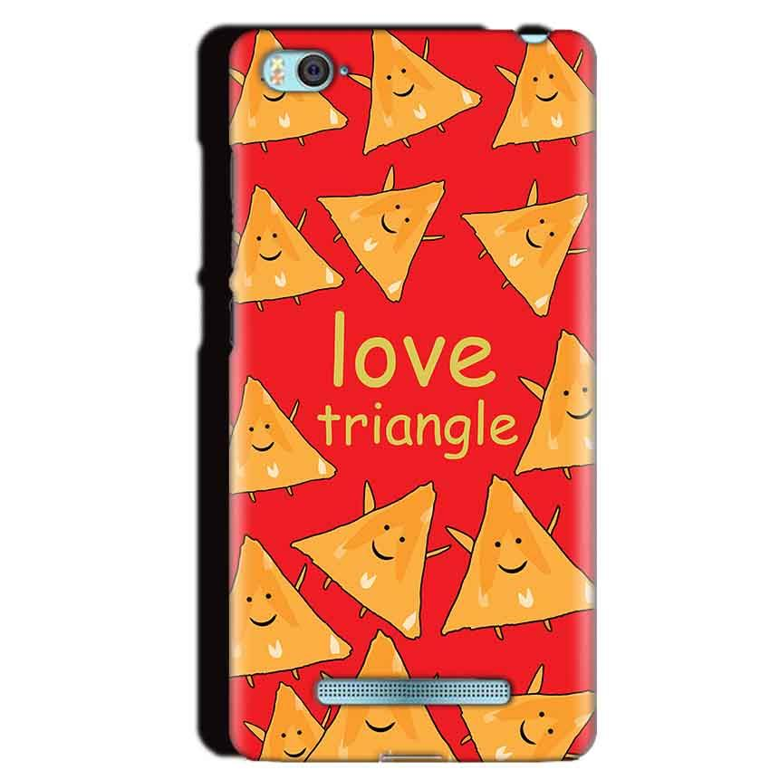 Xiaomi Mi4i Mobile Covers Cases Love Triangle - Lowest Price - Paybydaddy.com