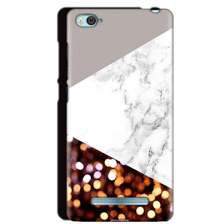 Xiaomi Mi4i Mobile Covers Cases MARBEL GLITTER - Lowest Price - Paybydaddy.com