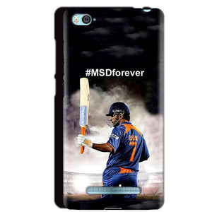 Xiaomi Mi4i Mobile Covers Cases MS dhoni Forever - Lowest Price - Paybydaddy.com