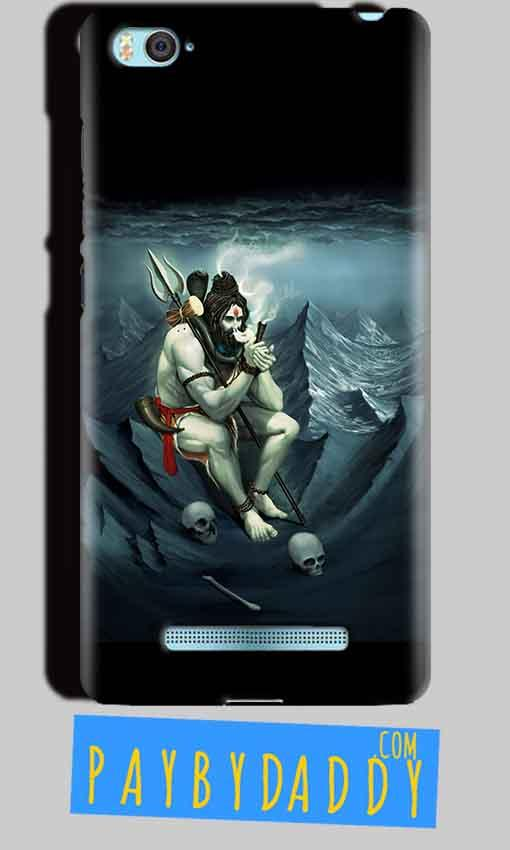 Xiaomi Mi4i Mobile Covers Cases Shiva Smoking - Lowest Price - Paybydaddy.com