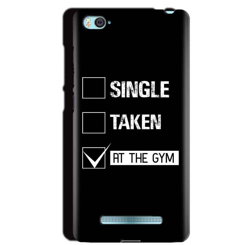 Xiaomi Mi4i Mobile Covers Cases Single Taken At The Gym - Lowest Price - Paybydaddy.com