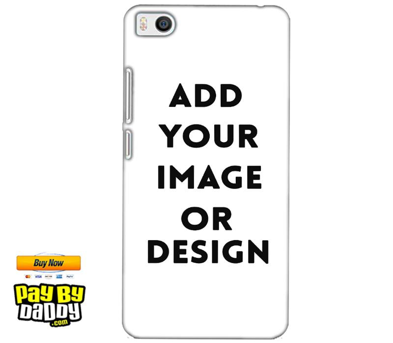 Customized Xiaomi Mi5 Mobile Phone Covers & Back Covers with your Text & Photo