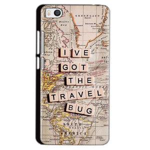 Xiaomi Mi5 Mobile Covers Cases Live Travel Bug - Lowest Price - Paybydaddy.com