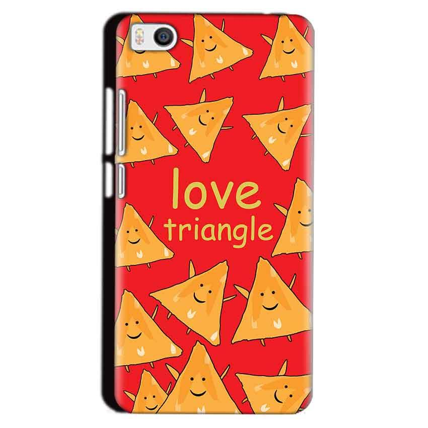 Xiaomi Mi5 Mobile Covers Cases Love Triangle - Lowest Price - Paybydaddy.com