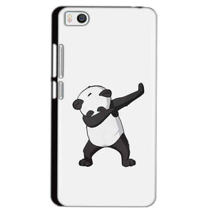 Xiaomi Mi5 Mobile Covers Cases Panda Dab - Lowest Price - Paybydaddy.com