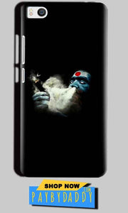 Xiaomi Mi5 Mobile Covers Cases Shiva Aghori Smoking - Lowest Price - Paybydaddy.com