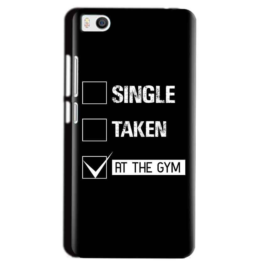 Xiaomi Mi5 Mobile Covers Cases Single Taken At The Gym - Lowest Price - Paybydaddy.com