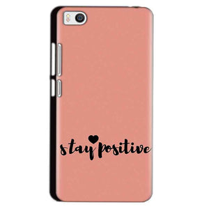 Xiaomi Mi5 Mobile Covers Cases Stay Positive - Lowest Price - Paybydaddy.com