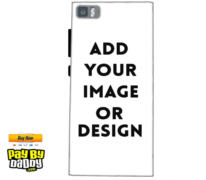Customized Xiaomi Mi 3 Mobile Phone Covers & Back Covers with your Text & Photo