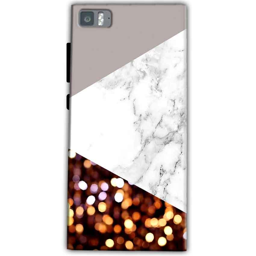 Xiaomi Mi 3 Mobile Covers Cases MARBEL GLITTER - Lowest Price - Paybydaddy.com