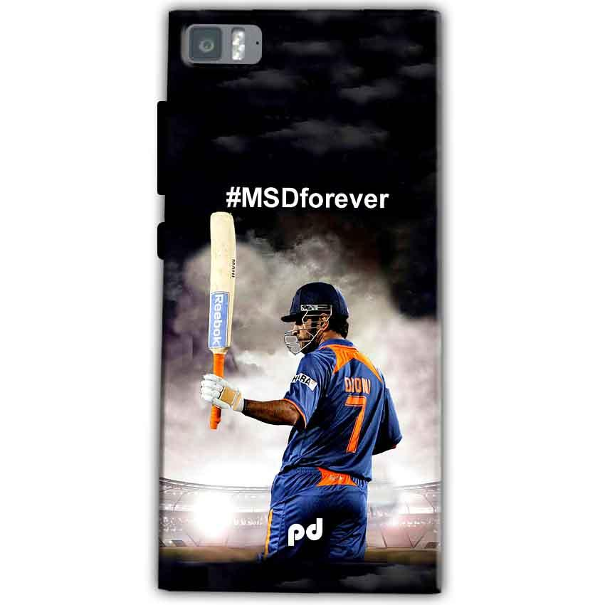 Xiaomi Mi 3 Mobile Covers Cases MS dhoni Forever - Lowest Price - Paybydaddy.com