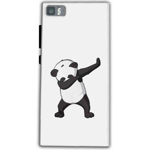 Xiaomi Mi 3 Mobile Covers Cases Panda Dab - Lowest Price - Paybydaddy.com
