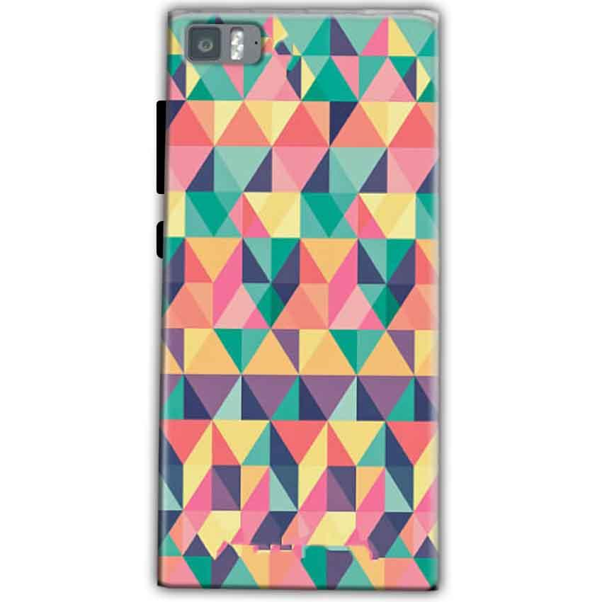 Xiaomi Mi 3 Mobile Covers Cases Prisma coloured design - Lowest Price - Paybydaddy.com