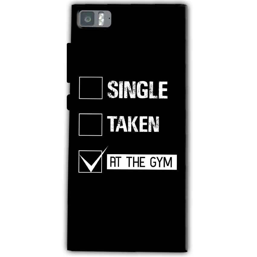 Xiaomi Mi 3 Mobile Covers Cases Single Taken At The Gym - Lowest Price - Paybydaddy.com