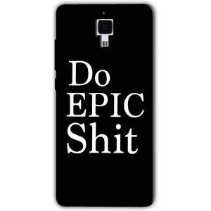 Xiaomi Mi 4 Mobile Covers Cases Do Epic Shit- Lowest Price - Paybydaddy.com