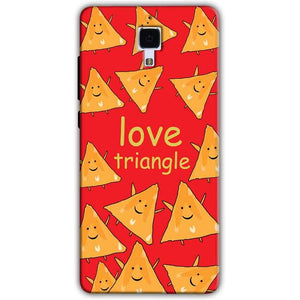 Xiaomi Mi 4 Mobile Covers Cases Love Triangle - Lowest Price - Paybydaddy.com