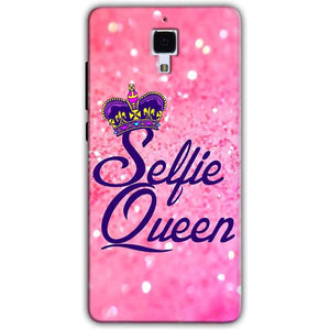 Xiaomi Mi 4 Mobile Covers Cases Selfie Queen - Lowest Price - Paybydaddy.com