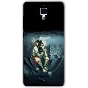 Xiaomi Mi 4 Mobile Covers Cases Shiva Smoking - Lowest Price - Paybydaddy.com