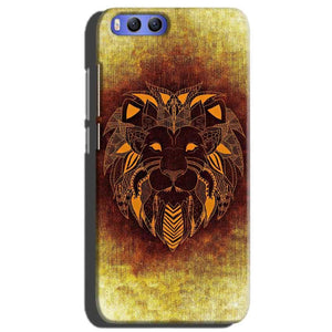 Xiaomi Mi 6 Mobile Covers Cases Lion face art - Lowest Price - Paybydaddy.com