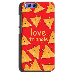 Xiaomi Mi 6 Mobile Covers Cases Love Triangle - Lowest Price - Paybydaddy.com