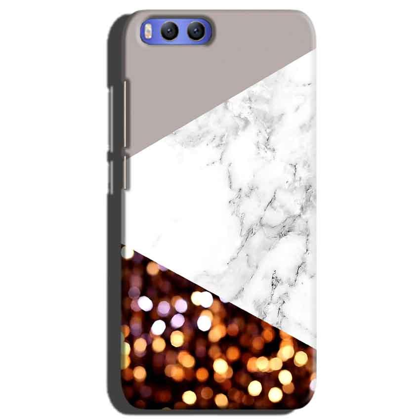 Xiaomi Mi 6 Mobile Covers Cases MARBEL GLITTER - Lowest Price - Paybydaddy.com