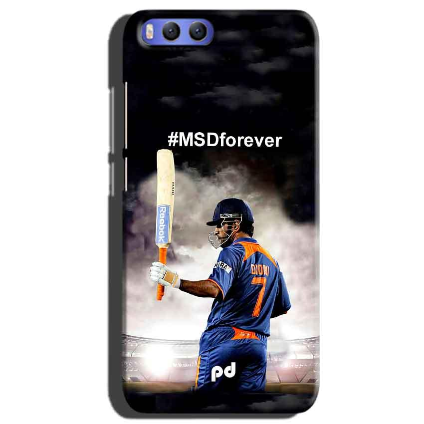 Xiaomi Mi 6 Mobile Covers Cases MS dhoni Forever - Lowest Price - Paybydaddy.com