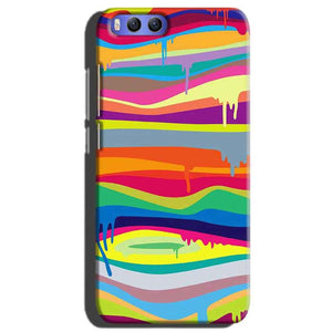Xiaomi Mi 6 Mobile Covers Cases Melted colours - Lowest Price - Paybydaddy.com