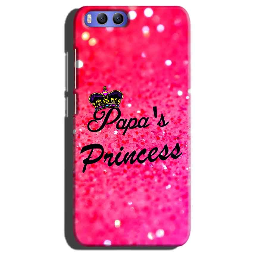 Xiaomi Mi 6 Mobile Covers Cases PAPA PRINCESS - Lowest Price - Paybydaddy.com