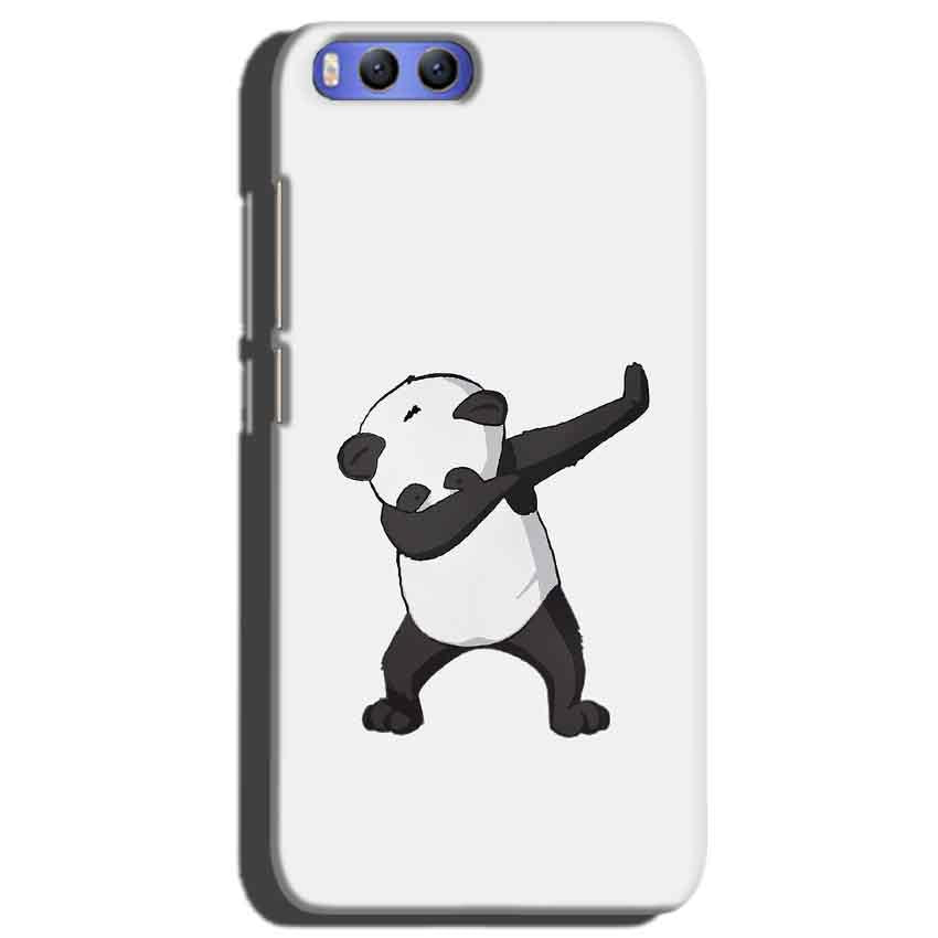 Xiaomi Mi 6 Mobile Covers Cases Panda Dab - Lowest Price - Paybydaddy.com