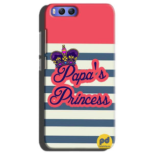 Xiaomi Mi 6 Mobile Covers Cases Papas Princess - Lowest Price - Paybydaddy.com