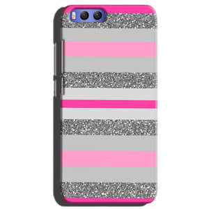 Xiaomi Mi 6 Mobile Covers Cases Pink colour pattern - Lowest Price - Paybydaddy.com