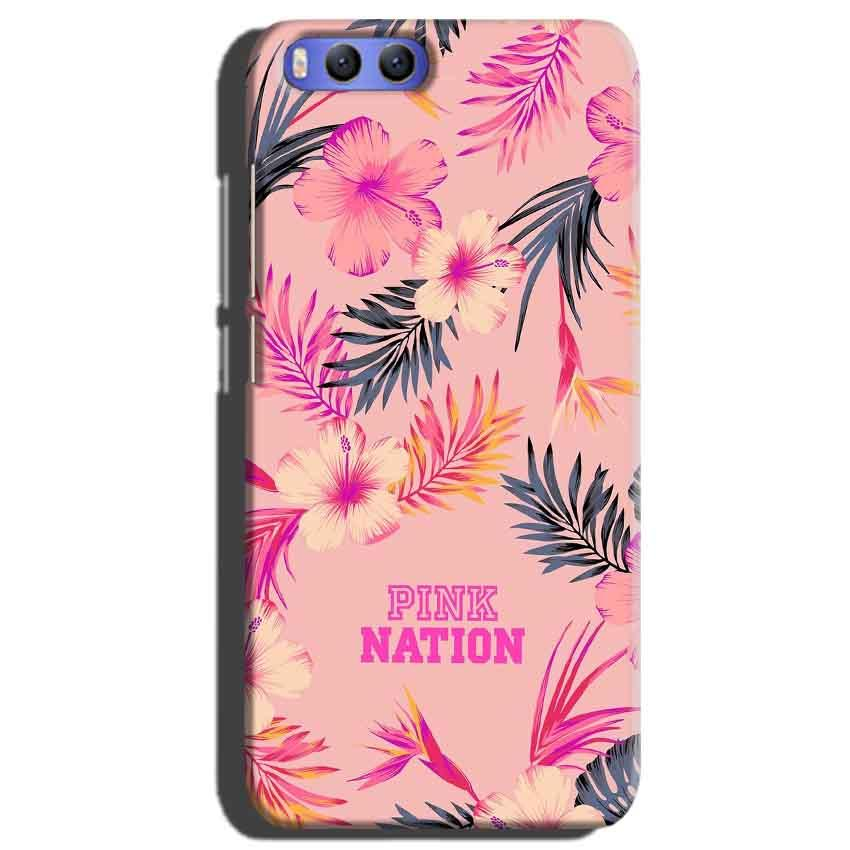 Xiaomi Mi 6 Mobile Covers Cases Pink nation - Lowest Price - Paybydaddy.com