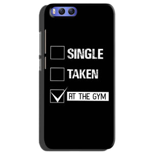 Xiaomi Mi 6 Mobile Covers Cases Single Taken At The Gym - Lowest Price - Paybydaddy.com