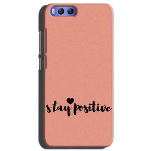 Xiaomi Mi 6 Mobile Covers Cases Stay Positive - Lowest Price - Paybydaddy.com