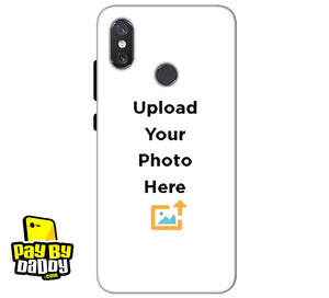 Customized Xiaomi Mi 8 Mobile Phone Covers & Back Covers with your Text & Photo