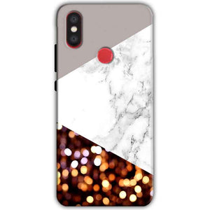 Xiaomi Mi A2 Mi 6X Mobile Covers Cases MARBEL GLITTER - Lowest Price - Paybydaddy.com