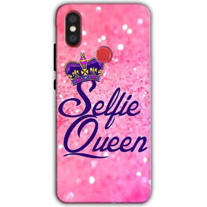 Xiaomi Mi A2 Mi 6X Mobile Covers Cases Selfie Queen - Lowest Price - Paybydaddy.com