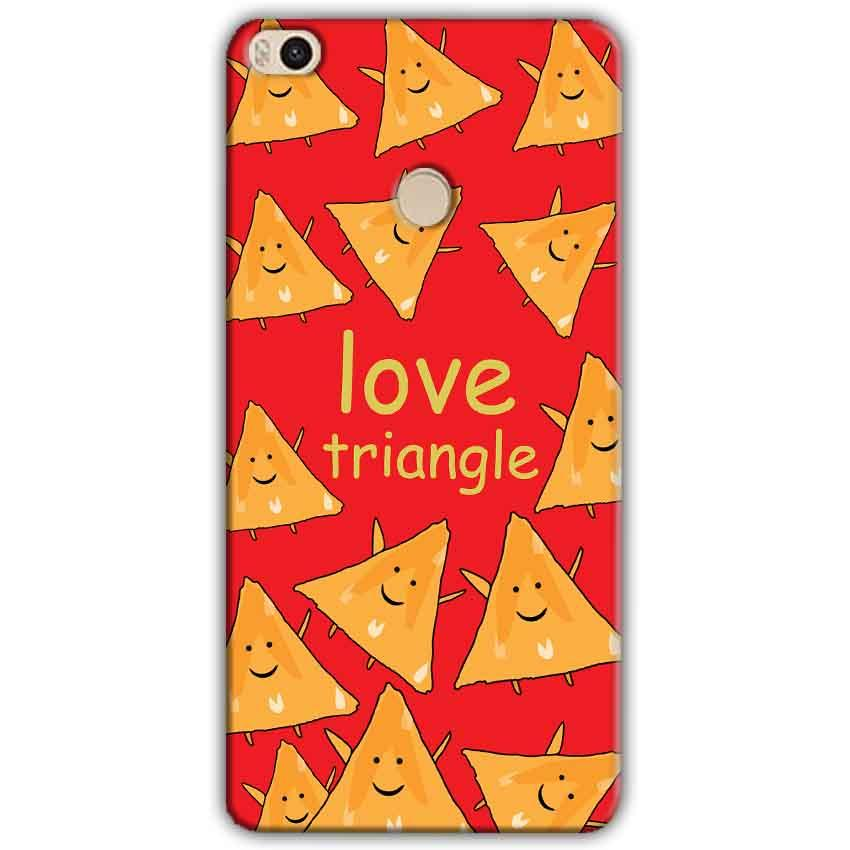 Xiaomi Mi Max 2 Mobile Covers Cases Love Triangle - Lowest Price - Paybydaddy.com