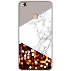 Xiaomi Mi Max 2 Mobile Covers Cases MARBEL GLITTER - Lowest Price - Paybydaddy.com