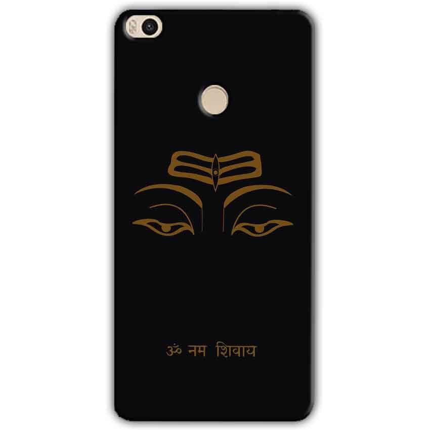 Xiaomi Mi Max 2 Mobile Covers Cases Om Namaha Gold Black - Lowest Price - Paybydaddy.com