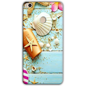 Xiaomi Mi Max 2 Mobile Covers Cases Pearl Star Fish - Lowest Price - Paybydaddy.com