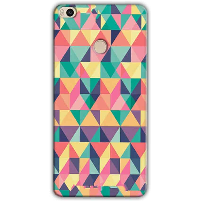 Xiaomi Mi Max 2 Mobile Covers Cases Prisma coloured design - Lowest Price - Paybydaddy.com