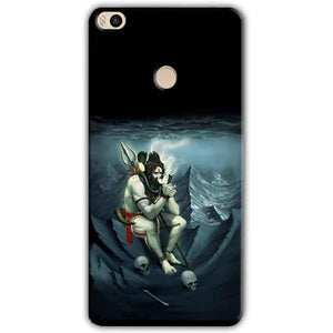 Xiaomi Mi Max 2 Mobile Covers Cases Shiva Smoking - Lowest Price - Paybydaddy.com