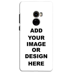 Customized Xiaomi Mi Mix 2 Mobile Phone Covers & Back Covers with your Text & Photo