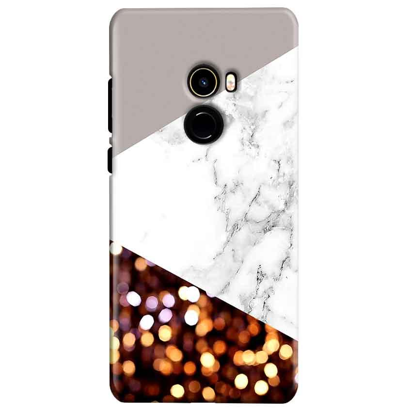 Xiaomi Mi Mix 2 Mobile Covers Cases MARBEL GLITTER - Lowest Price - Paybydaddy.com