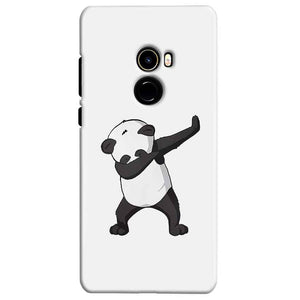 Xiaomi Mi Mix 2 Mobile Covers Cases Panda Dab - Lowest Price - Paybydaddy.com